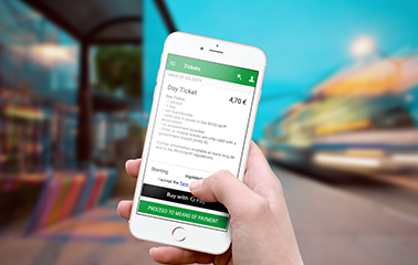 Update: Ingolstadt's Trip Planner Introduces Google Pay and Apple Pay