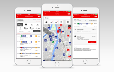 "Successful Launch of ""SBB Reiseplaner"" App"